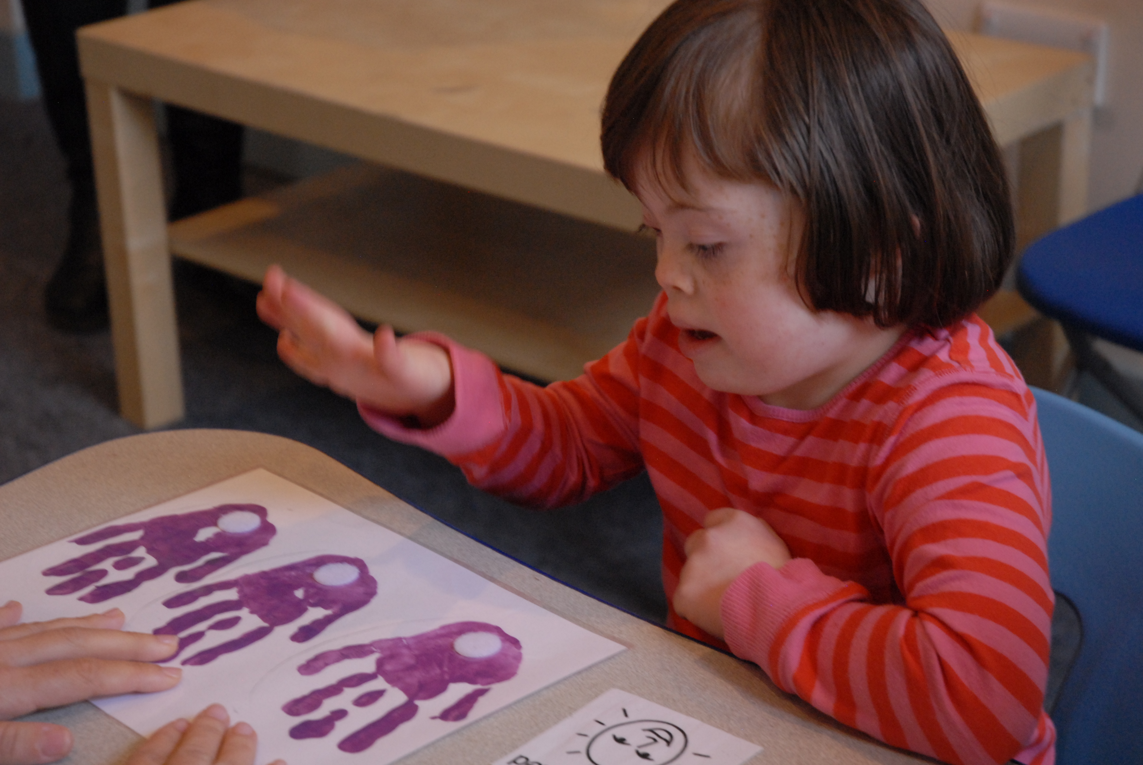 Resources for teaching children with Down Syndrome