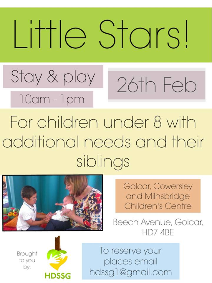Little Stars Feb 2014